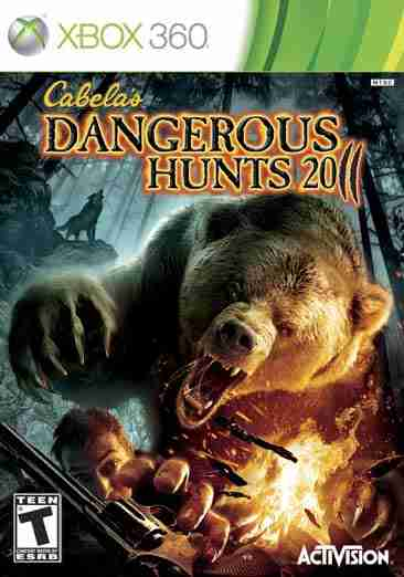 Descargar Cabelas Dangerous Hunts 2011 [MULTI5][Region Free] por Torrent